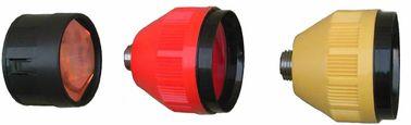 04S/04T 2,5 Zoll-einzelne Prismasilberbeschichtung oder außen und Art einzelne Prismakupferbeschichtung 04L Leica oder außen