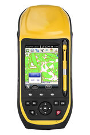 Kanäle MG858S 372 Hand-gnss mit GPS/GLONASS/Beidou L1/B1 stützen Wifi/Bluetooth/WCDMA