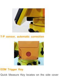 """GTS 340 1""""/2""""/5"""" prismless 600m/1000m serienmäßigTachymeter für Übersicht und Bau"""