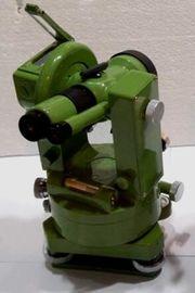 """J6E 6"""" hoch accurancy 360/400G optischer Theodolit aufgerichteten Bildes für Baumaß"""